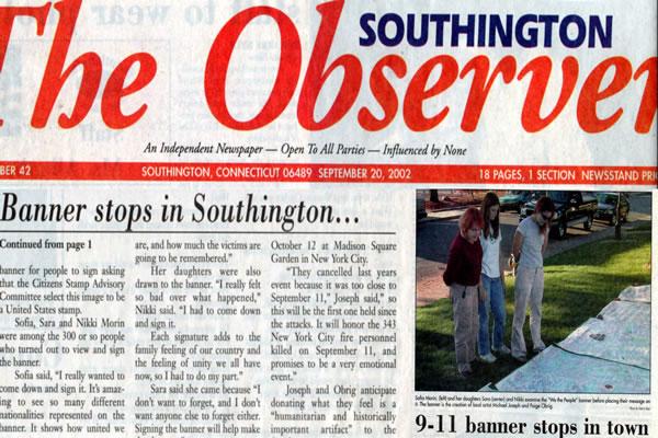 THE SOUTHINGTON OBSERVER