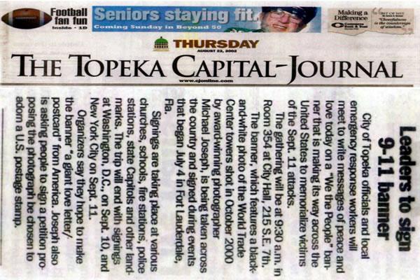 THE TOPEKA CAPITAL JOURNAL