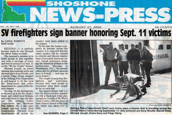 SHOSHONE NEWS-PRESS