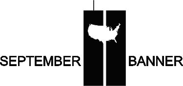 September 11 Banner Logo
